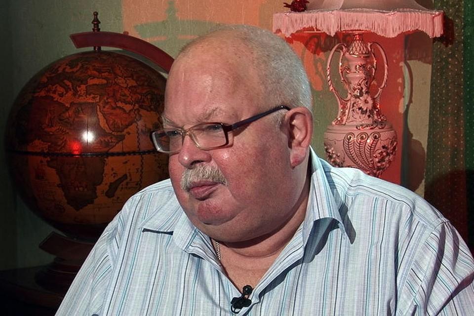 Известный адвокат, а в прошлом прокурор-криминалист, Леонид Прошкин