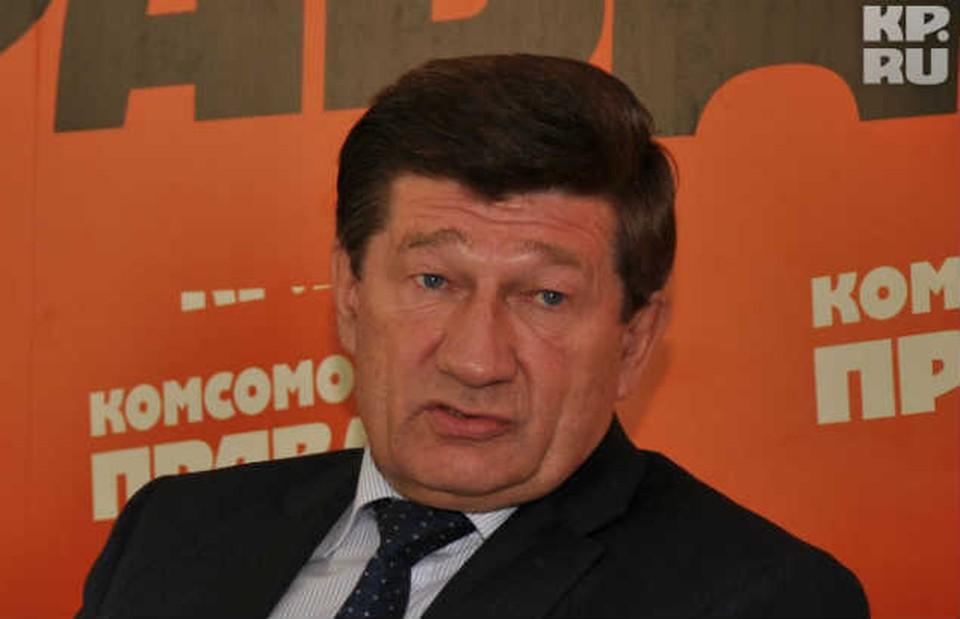 Вячеслав Двораковский неожиданно поддержал довольно спорные объекты.