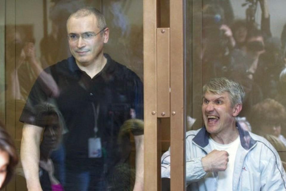 Ходорковский покинул колонию.