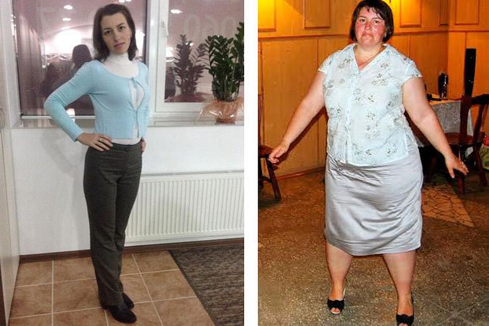 Как похудеть в 65 женщине