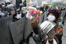 На время переговоров Януковича и оппозиции на Майдане объявили перемирие
