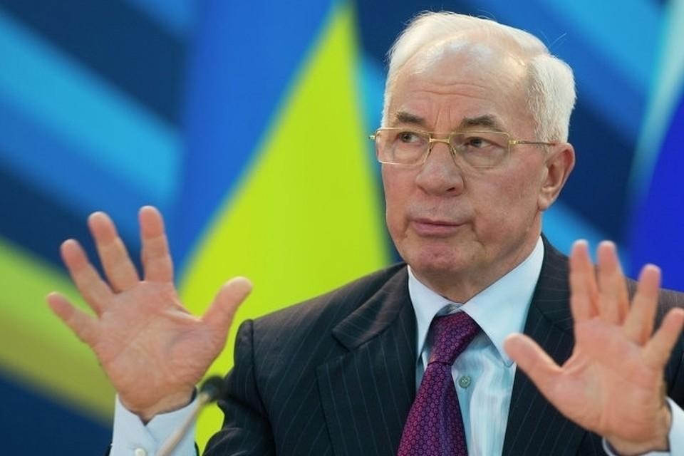 Азаров подал в отставку ради мирного урегулирования политического кризиса