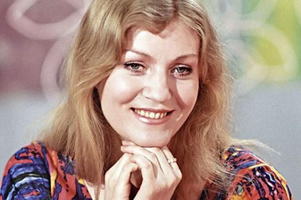 Певица Анна Герман обладала незабываемым голосом