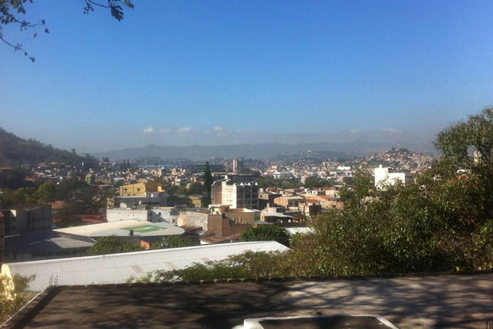 Тегусигальпа - столица Гондураса.