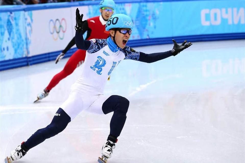 Виктор Ан, получив российское гражданство, стал трехкратным олимпийским чемпионом.