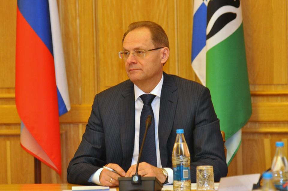 Владимир Путин отправил в отставку губернатора Новосибирской области Василия Юрченко «в связи с утратой доверия».