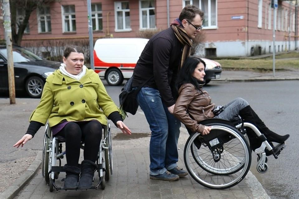 Колясочники знакомства в контакте инвалиды