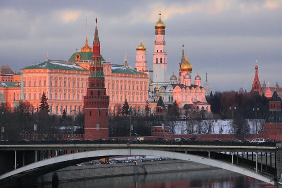 В Москве улицы города станут галереями