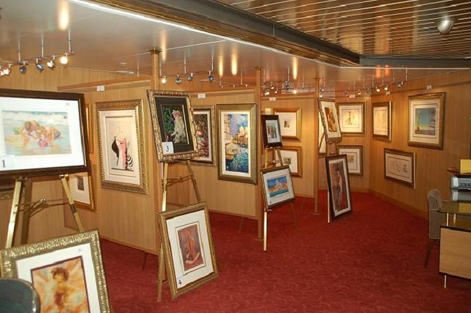 Выставка галерея