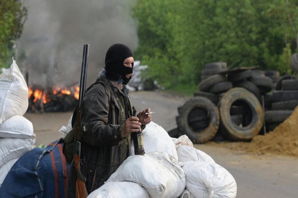 Славянские ополченцы сообщили о первых жертвах в городе