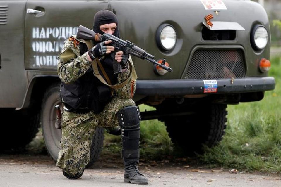В Краматорске идут уличные бои: есть жертвы