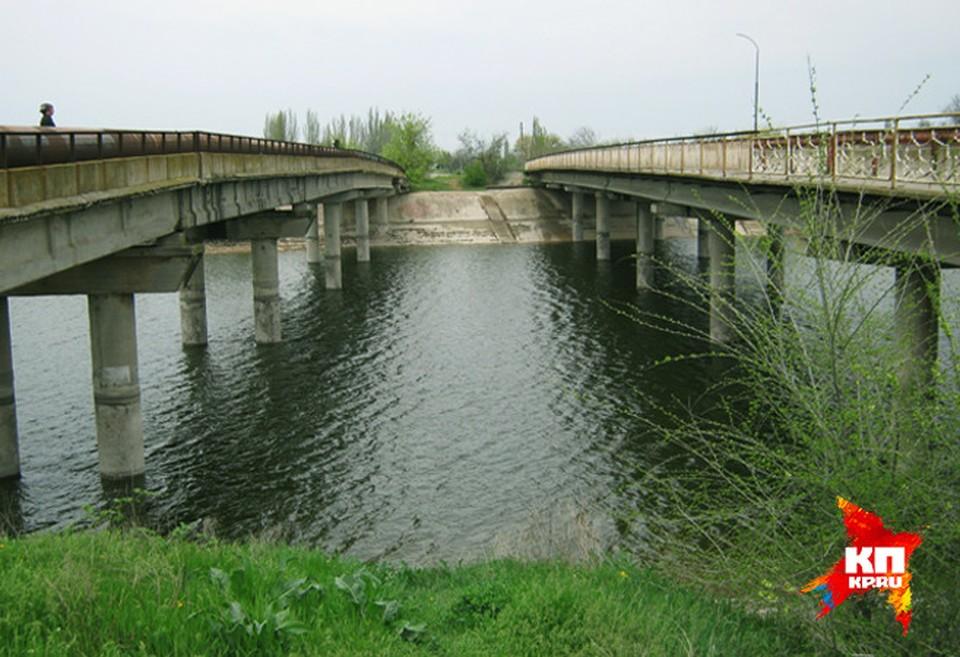 Северо-Крымский канал вновь наполнится