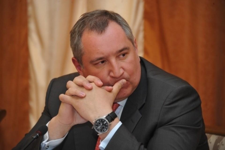 Из самолета Рогозина изъяли подписи жителей Приднестровья за воссоединение с РФ