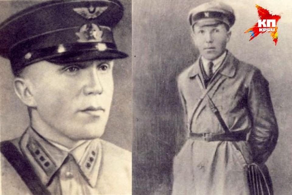 На снимке справа Николай Кузнецов запечатлен в годы работы в Кудымкаре. Противники коллективизации тогда пытались расправиться с ним, но Кузнецов переиграл их и сразу попал в поле зрения органов безопасности.