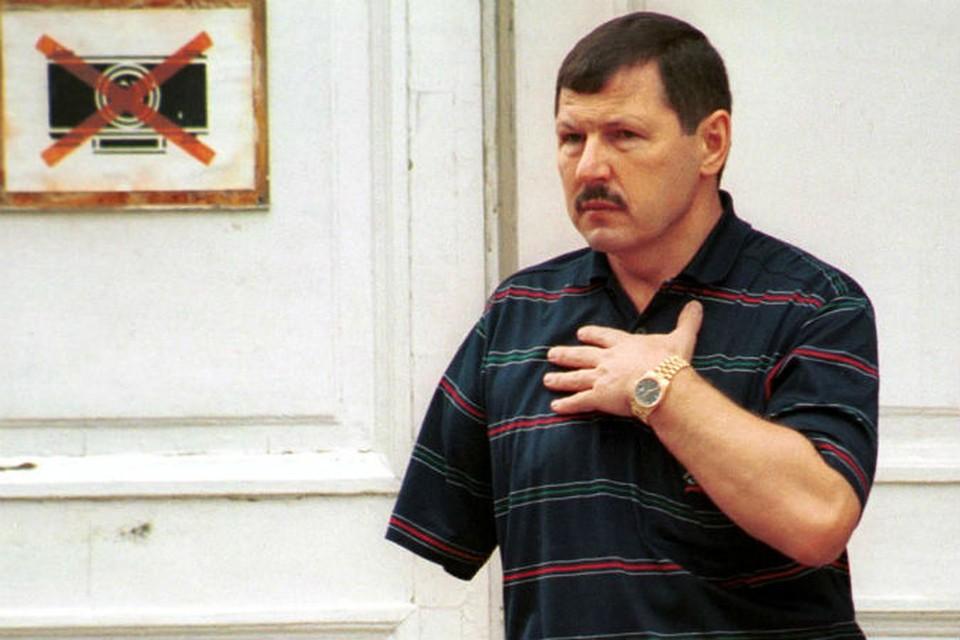 """Барсукова оправдали по статье """"организация убийства""""."""