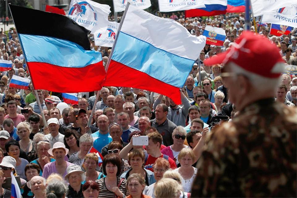 Глава представительства Донецкой республики в РФ Андрей Родкин дал первое интервью