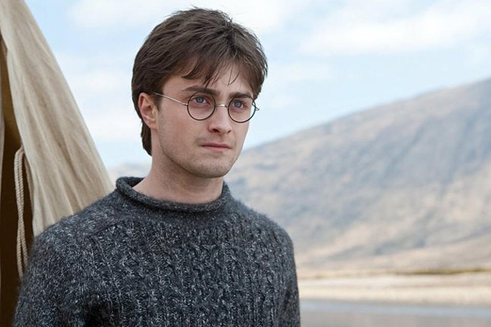 В новом рассказе Гарри Поттер поседел