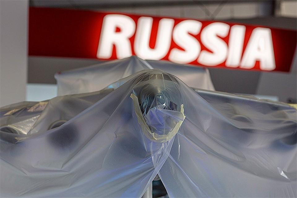Россиянам не позволили представить свою продукцию на авиасалоне Фарнборо