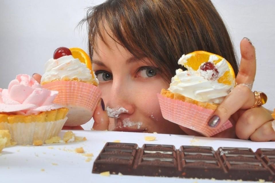 Сладенькое - это не только быстрые калории, которые осядут на вашей талии
