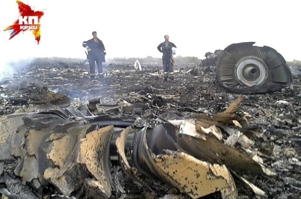 У Минобороны России есть 10 вопросов к киевским властям по авиакатастрофе
