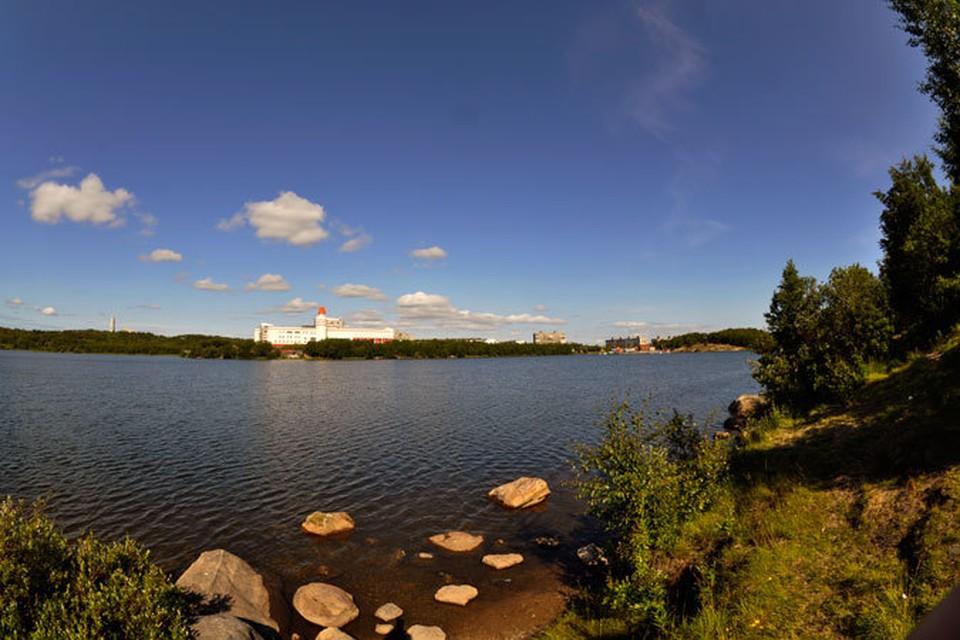 Местом проведения состязаний стали окрестности Семеновского озера.