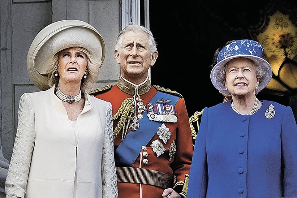 Королевские интриги: упринца Чарльза был роман сэкс-супругой его брата