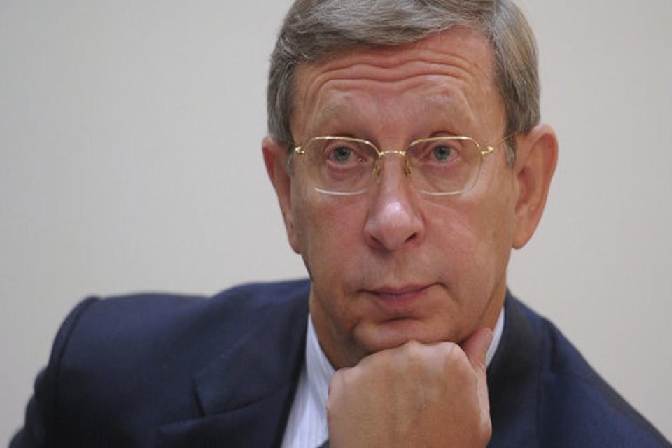 Акции АФК «Система» рухнули на новостях об аресте Евтушенкова