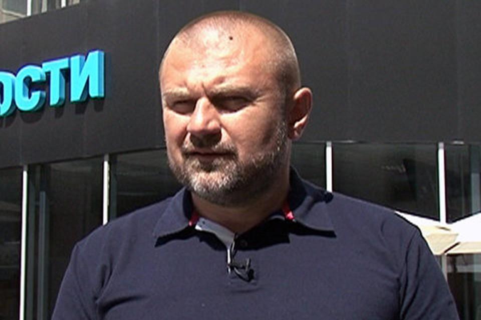 Кирилл Кабанов, глава Национального антикоррупционного комитета