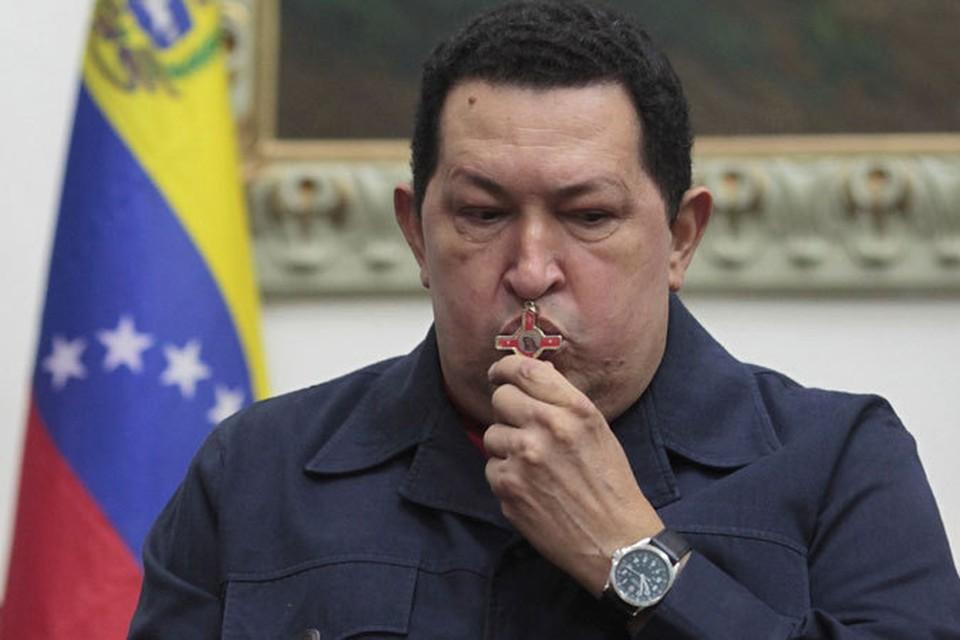 На Кубе создали одеколон в честь Че Геварры и Чавеса