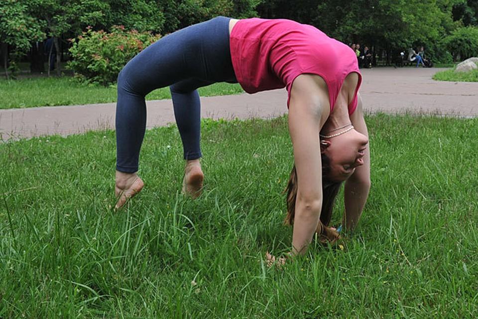 Занимайтесь йогой, а не фитнесом