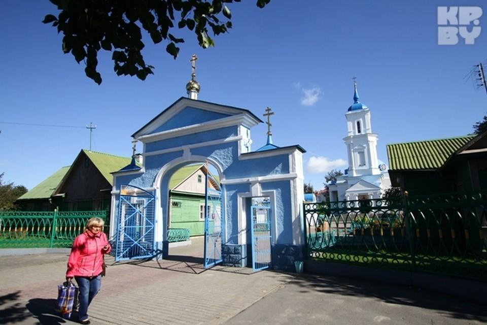 В Барановичи чудом попала мозаика Васнецова