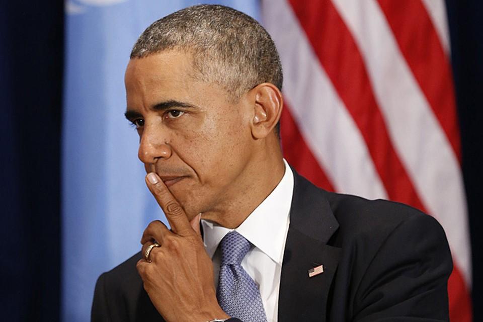 Чем меньше времени остается у Барака Обамы до завершению его президентских полномочий, тем больше сужается его горизонт