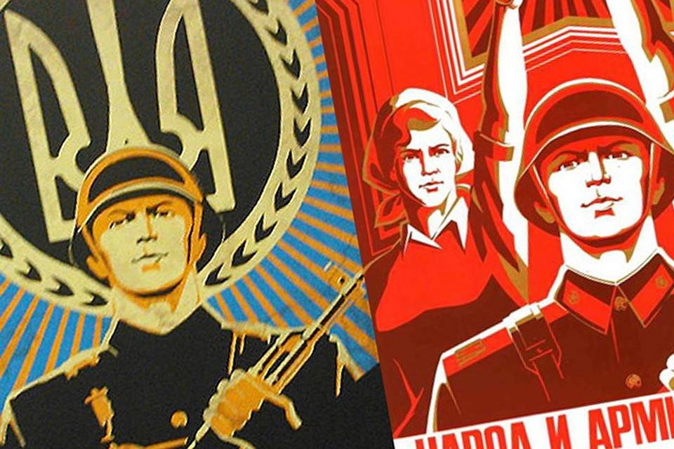 Открытки, картинки про патриотизм в ссср и россии