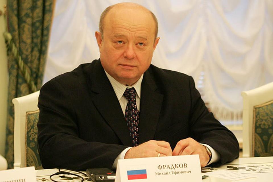 В четверг бывший премьер-министр, а ныне глава Службы внешней разведки Михаил Фрадков сделал несколько сенсационных заявлений