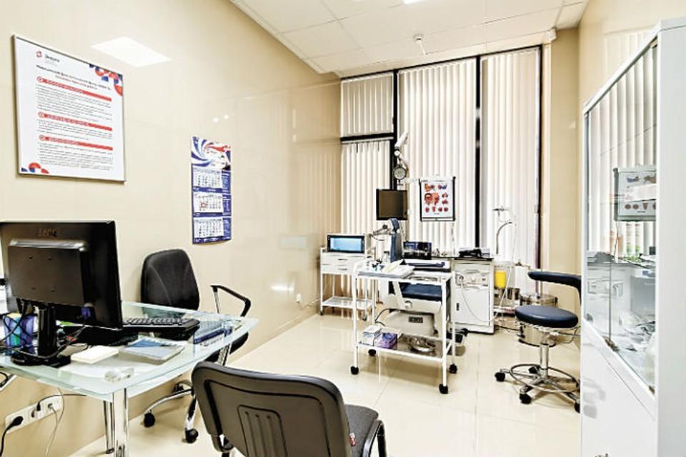врачебный кабинет без современной техники представить невозможно