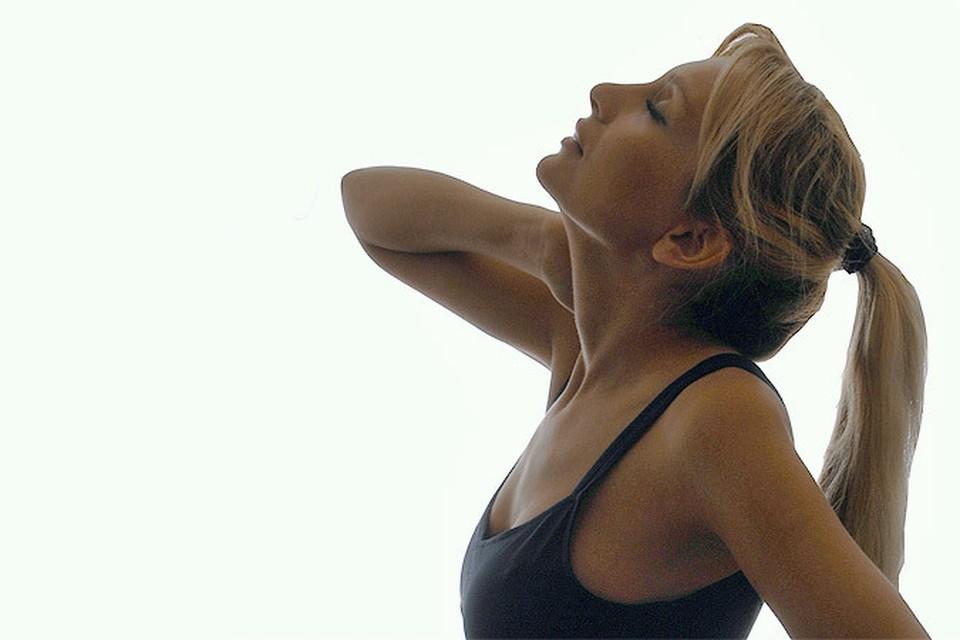 От хорошего функционирования мышц шеи напрямую зависит кровоснабжение мозга!