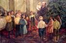Веселиться с детьми на Новый год Ленину помешало ограбление