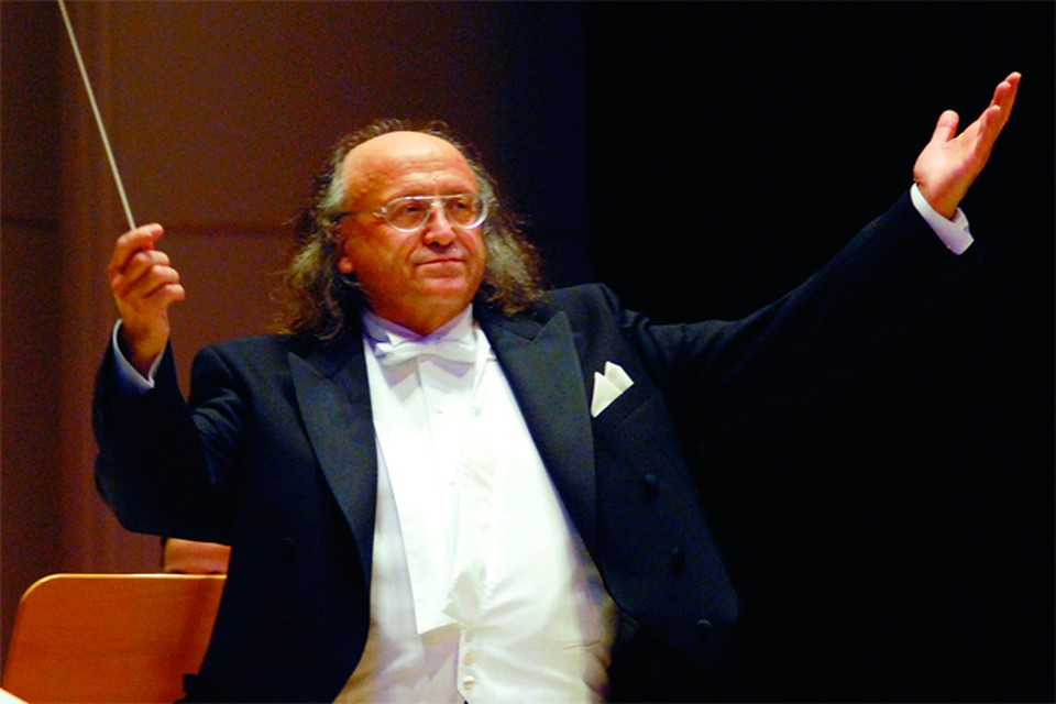 Юбилейный концерт Аркадия Берина пройдет на родине, во Дворце Республики. Фото: spblife.info