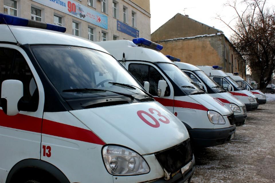 Чтобы донести 300-килограммовую саратовчанку до «скорой», медики вызвали спасателей
