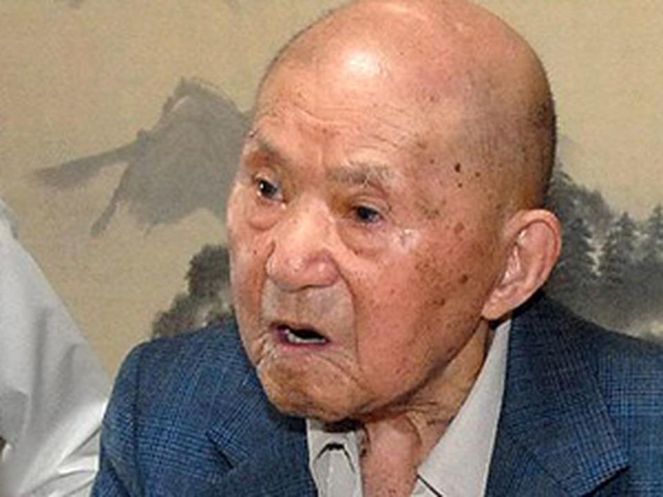 Старейшему японцу было 113 лет