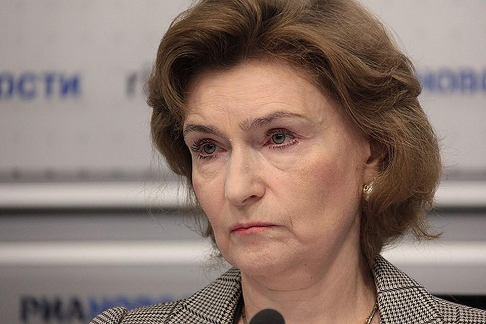 Историк Наталья Нарочницкая: Если бы Россия сдала Крым, это был бы конец для нее как великой державы