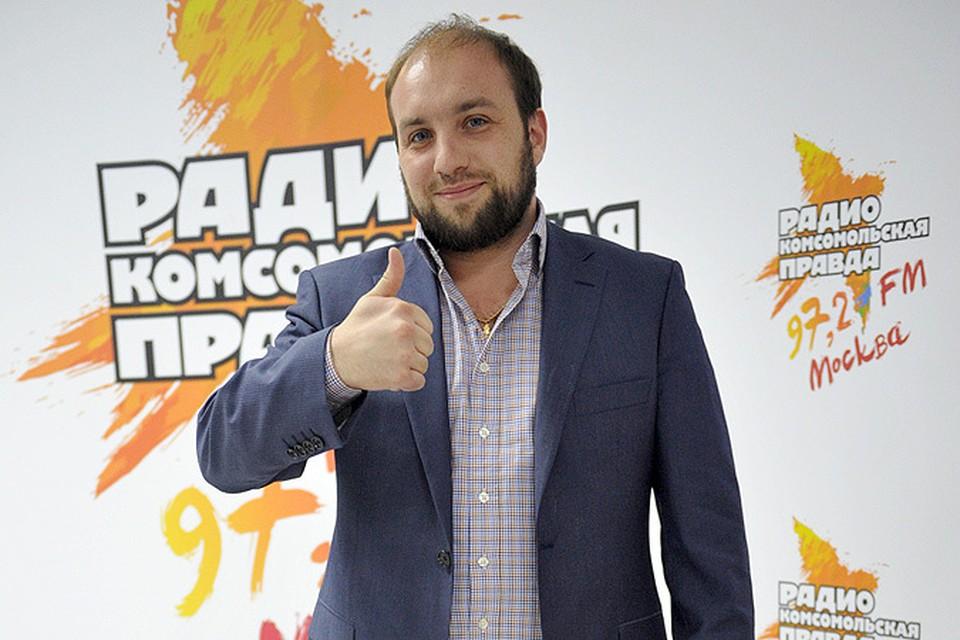 Гость программы: основатель компании «Колизей технологий» Денис Кузнецов
