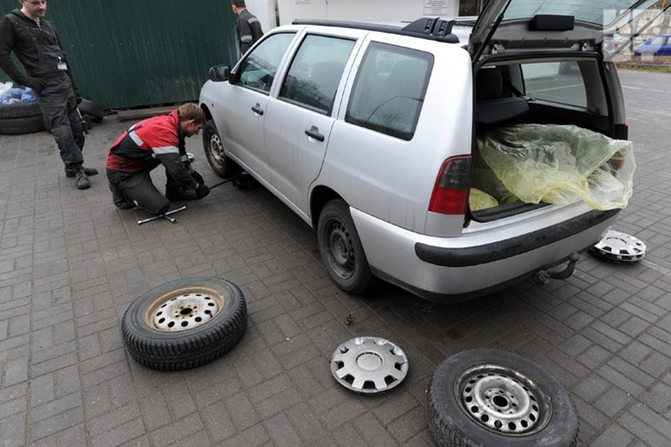 Как привезти автомобильную резину по новым правилам?
