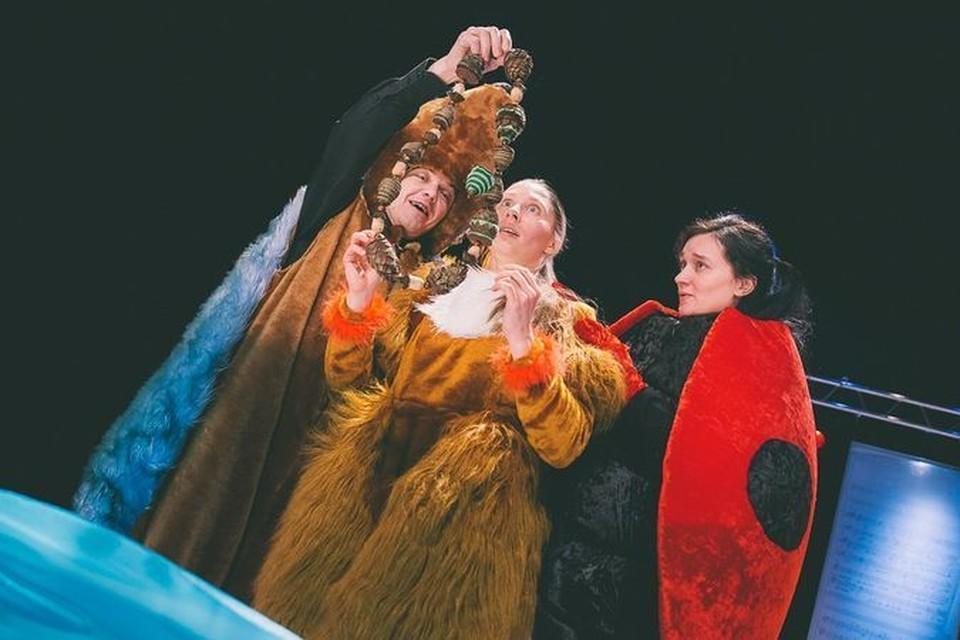 """Фото: Фрол Подлесный\Театральная компания """"Гамма"""""""