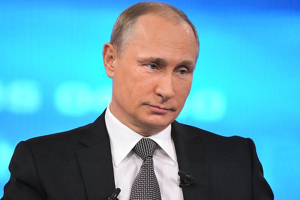 В четверг президент РФ Владимир Путин прокомментировал убийство журналиста Олеся Бузина