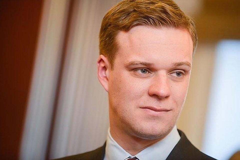 Партию литовских консерваторов возглавил Габриэлюс Ландсбергис. Фото: с сайта Lrytas.lt