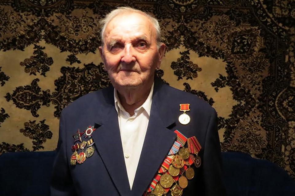 Константин Шишкин. Фото из семейного архива