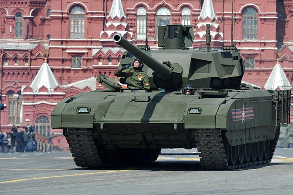 Самый грандиозный в истории современной России Парад Победы прогремел в Москве