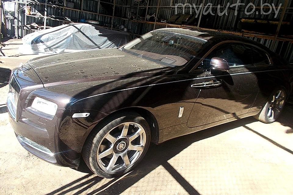 Самый дорогой конфискованный автомобиль купили жители приграничья e3b7afb5103