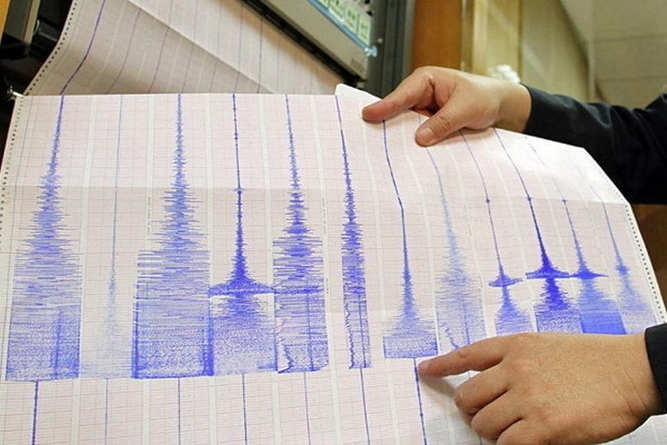 В Афинах произошло землетрясение магнитудой 5,2